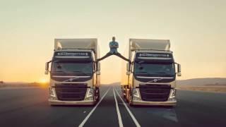 Van Damme trust VOLVO