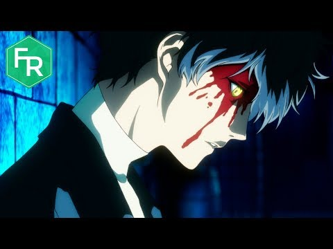 What Is Persona 5: The Animation? | First Reaction