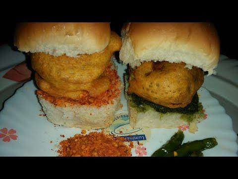 Vada Pav recipe in Kannada  / Mumbai Style Vadapav Recipe/ How To make Vada pav recipe.