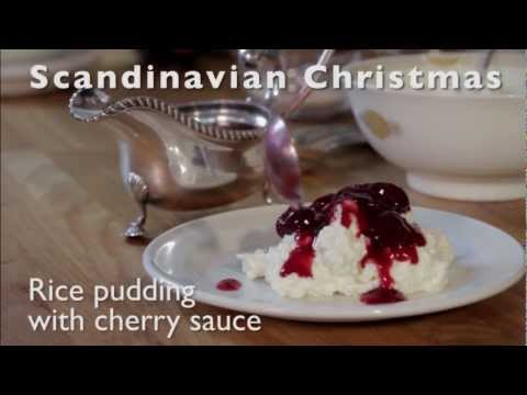 Christmas recipe: Danish Rice Pudding