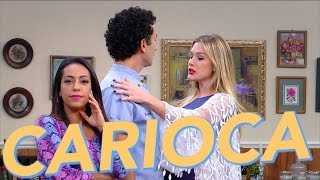 Carioca - Samantha Schmütz + Fiorella Mattheis + Marco Luque - Vai Que Cola - Humor Multishow
