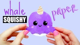 Download DIY PAPER SQUISHY | How to make a squishy without foam #1 Video