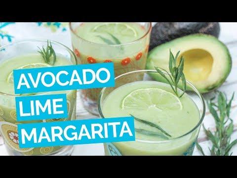 Frozen Avocado Margarita Recipe