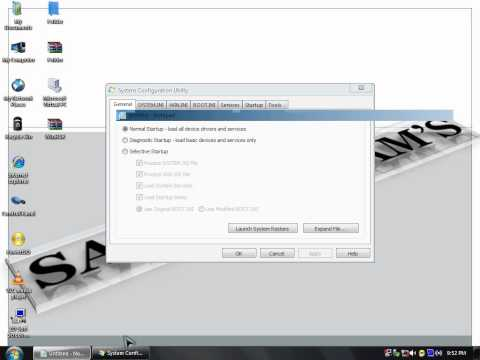 disable xp logon screen.avi