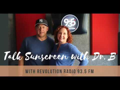 93.5 Talks Sunscreen With Dr. Leslie Baumann