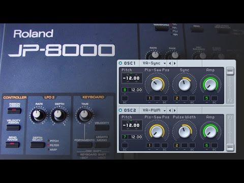 NI Massive - JP8000 lead