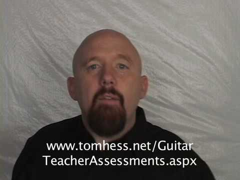 How To Teach Electric Guitar