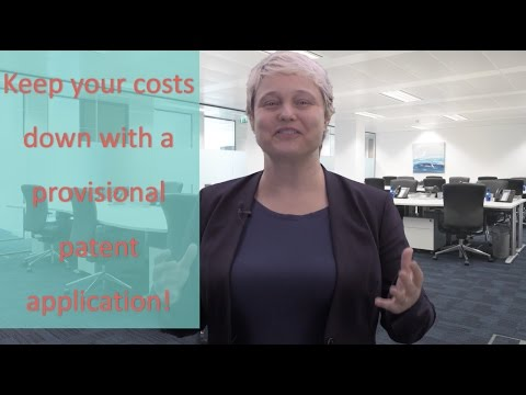 The cheapest way to get your patent started - file a provisional patent