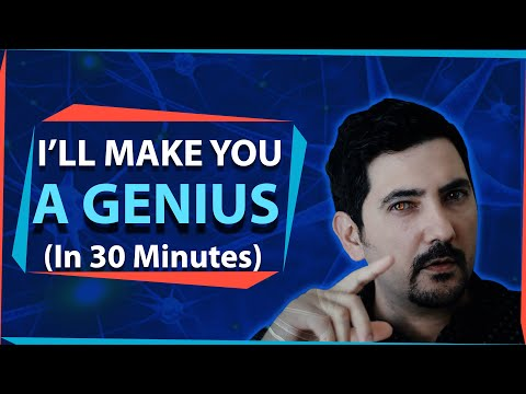I'll Make You a Genius (In 30 Minutes) ✓