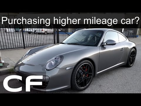Used Car Advice - Should you buy a higher mileage car? (Porsche)