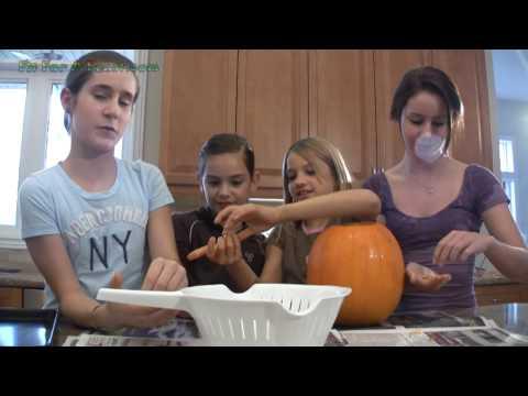 How to Roast Pumpkin Seeds Recipe for a Yummy Halloween Treat
