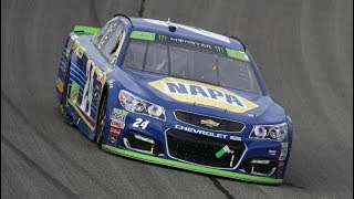 No. 24 Monster Energy Series team penalized post-Chicago