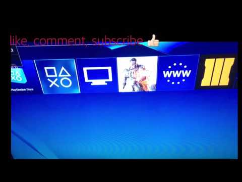 Playstation 4 - Unlocking Lock From Games After GameSharing! * EASY *