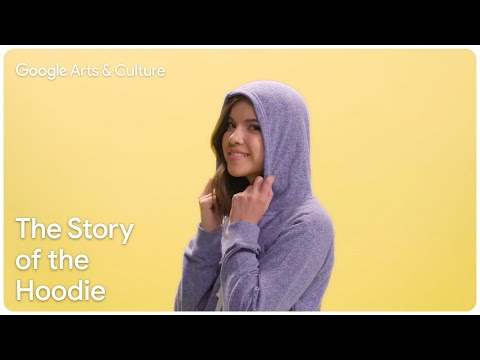 Ingrid Nilsen explains how has the hoodie become so trendy | #GoogleArts