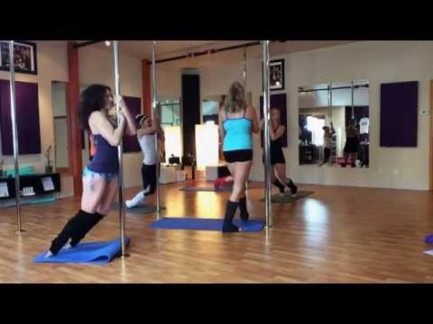 Atmosphere Fitness Pole Instructor Training