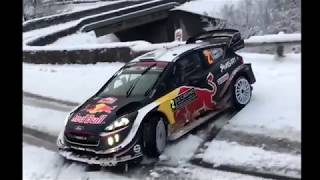 WRC 2018 | MONTE CARLO | YOUTUBE COMPILATION