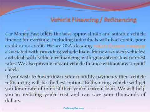 Online Car Finance Company