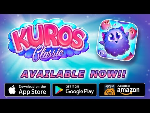 Kuros Classic Available Now for iOS AppStore, Google Play Store (Android) or Amazon AppStore