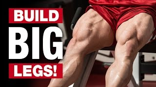 12 Tough Leg Variations You Need To Try (LEG WORKOUT FOR MEN)