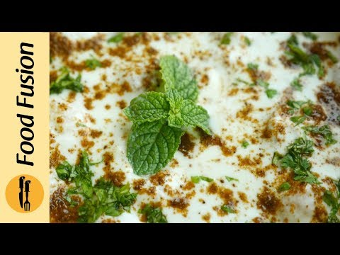 The perfect recipe for Daal Dahi Baray - Learn how to make from Food Fusion