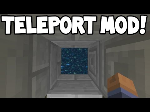 Minecraft (Xbox360/PS3) - TU46 Update! - TELEPORT MOD!/ HUBS