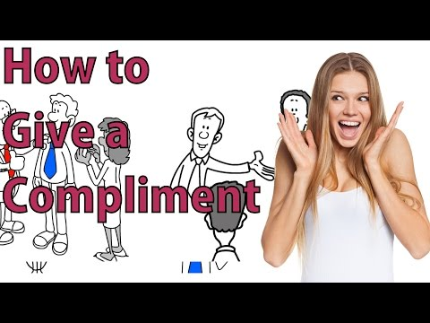 How To Give and Receive A Compliment