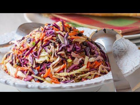 Best Gourmet Cabbage Salad Recipe