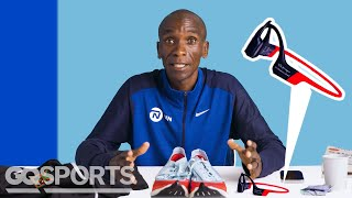 10 Things Marathoner Eliud Kipchoge Can't Live Without | GQ Sports