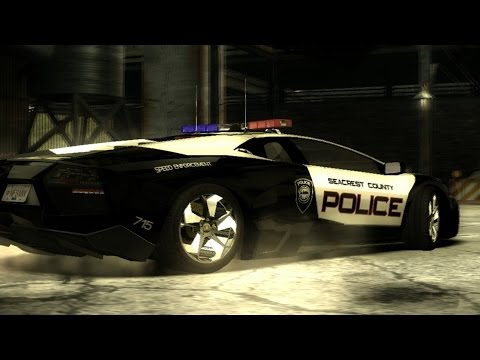NFS Most Wanted (2005) Mod Review - New Cop Cars!