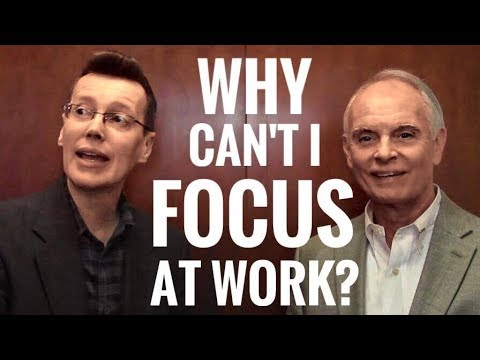 Hard Time Focusing? - 3 Tips for How to Avoid Distractions at Work!