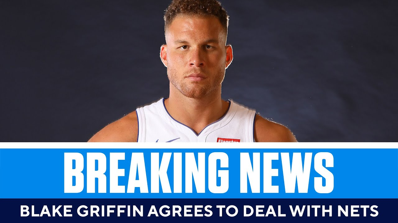 Blake Griffin Agrees To Deal With Nets: How the former All-Star makes them better | CBS Sports HQ
