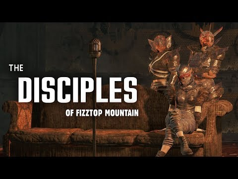 Nuka World Part 4: Meeting The Disciples at Fizztop Mountain - Fallout 4 Lore