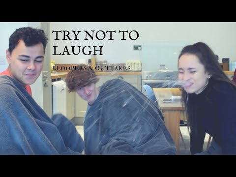 TRY NOT TO LAUGH BLOOPERS&OUTTAKES