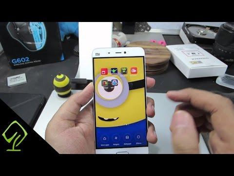 How to Add or Remove Widgets from Xiaomi Mi5 (MIUI, Redmi Note 3,Redmi 2 prime,Redmi 1s, MI4,MI3)