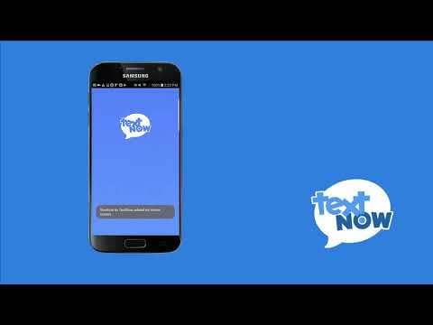 How To Create A Free TextNow Account | Android