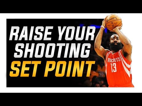 Raise Your Set Point: The Shot Mechanic | How to Shoot a Basketball