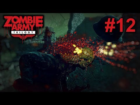 Zombie Army Trilogy (co-op) - Episode 3: Freight Train of Fear