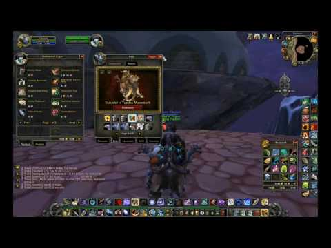 100 Mount Achievement (Dragonhawk) - World of Warcraft Hunter