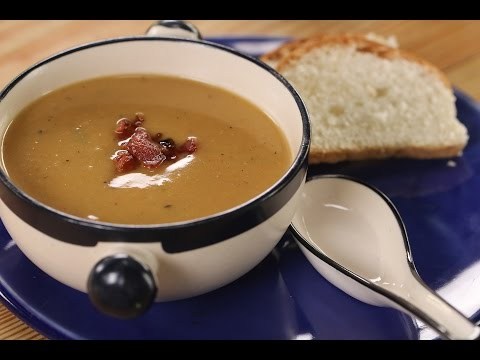 Bean And Bacon Soup |  Sanjeev Kapoor Khazana