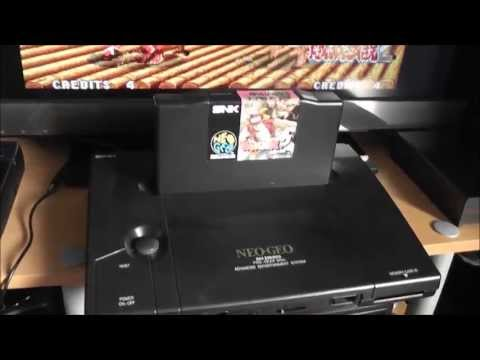 What Happened to those £20 Faulty Neo Geo Consoles? - Update VLOG