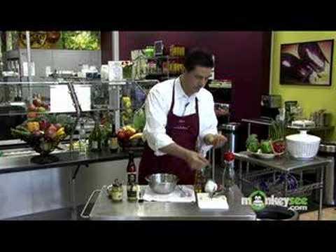 How to Make Salad Dressing: Balsamic Vinaigrette