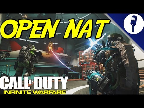How To Get Open Nat Type On Call Of Duty Infinite Warfare