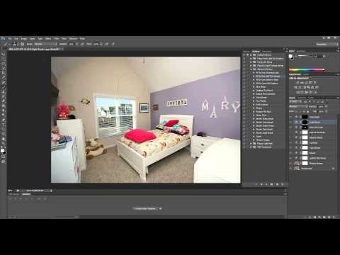 How To Edit Interior Photos in Photoshop and Photoshop Elements