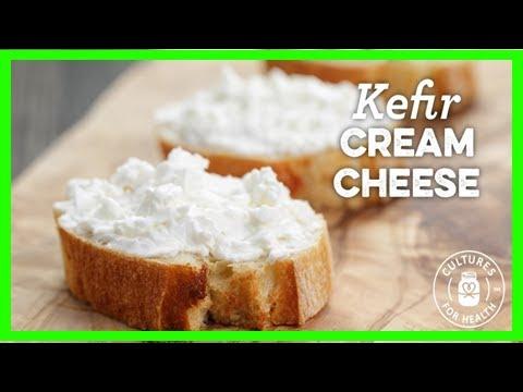 Kefir cream cheese