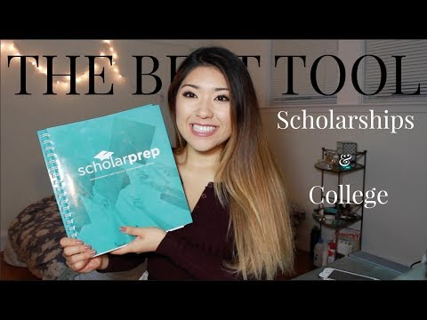 The Best Organizational Tool for Applying To  Scholarships and College