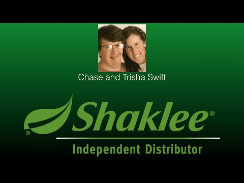 Chase and Trisha Swift Wellington Colorado Shaklee Products Business