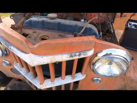Willys Truck Take Eight: She's Throwin' Flames & Audew Jumper!!