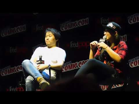 Hiro Mashima  Panel at New York Comic con 2017
