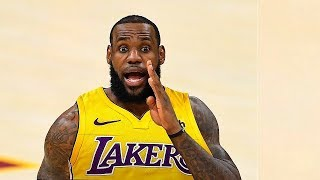 LeBron James Decision To Join Lakers Revealed As a Basketball Decision Not Hollywood By His Agent!