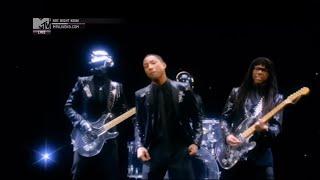Daft Punk ft. Pharrell Williams - Get Lucky (Official MTV Video)